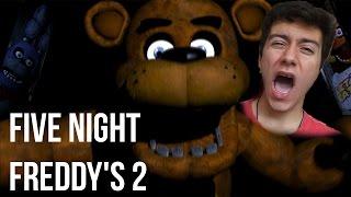 BEYNİMİ YİTİRDİM!! - Five Nights At Freddy's 2 +15