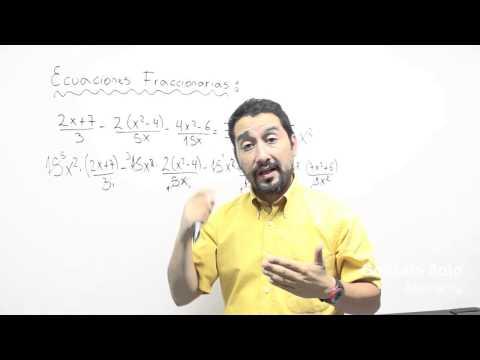 Ecuaciones fra7