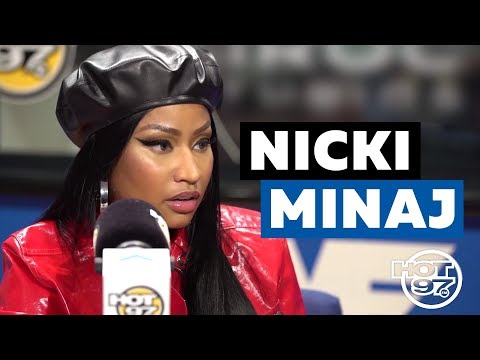 Flex & Nicki Minaj Squash Differences & Standards in Hip Hop #WeGotaStoryToTell 020