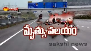 Hyderabad Outer Ring Road: a Death Trap - Special Story..