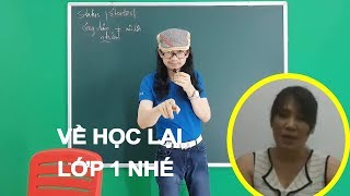 Thầy giáo Dương Tuấn Ngọc dạy cho DLV Nhã Linh 1 bài học gây sốt cộng đồng mạng