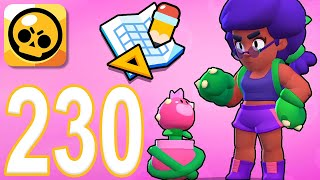 Brawl Stars - Gameplay Walkthrough Part 230 - Map Maker and New Rosa Animation (iOS, Android)