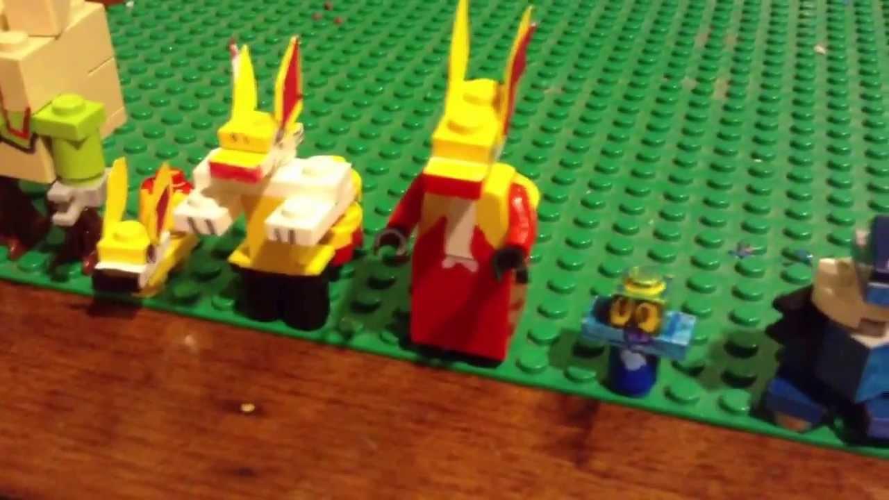 Lego pokemon x a...Y Lego