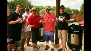 Behind The Scenes - BBQ Pitmaster Harry Soo - YouTube Hangout