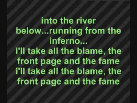 Billy Talent River Below (with Lyrics)