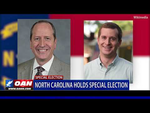 N.C. holds special election