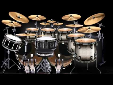 Megadeth - Never Walk Alone...A Call To Arms (Cover Drums, Virtual Drumming)