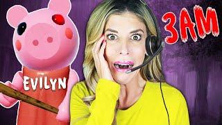 ROBLOX PIGGY Do Not Play at 3am Challenge