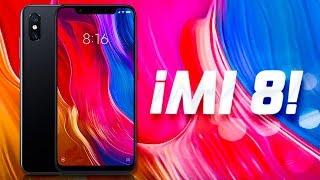 Video Xiaomi Mi 8 O0skKw6drD4