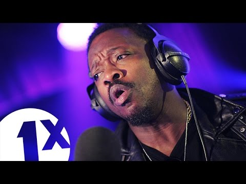 Anthony Hamilton - Everybody in the 1Xtra Live Lounge