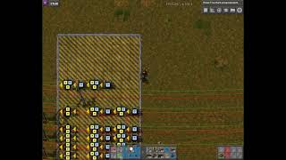 How the color coprocessor works (pacman in factorio)