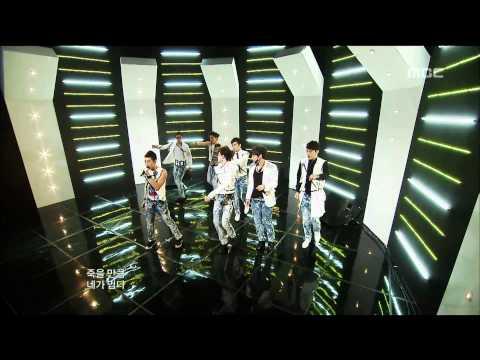 2PM - I Hate You, 투피엠 - 니가 밉다, Music Core 20090704