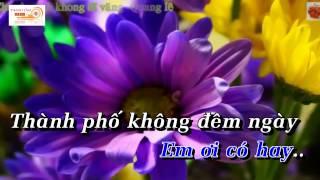 [Karaoke] Chuyện Tình Không Dĩ Vãng - Quang Lê (full beat)