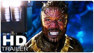 """BLACK PANTHER """"War"""" Trailer (Marvel 2018)"""