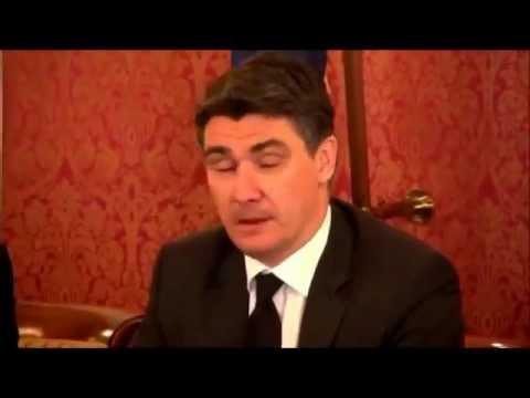 41. sjednica Vlade - PR agencije i njihov status - Izjava Zoran Milanović