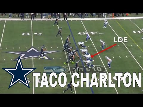 Taco Charlton plays better at LDE!!!