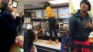 Fast Food Freakouts!