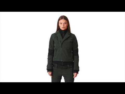 ... SOS Doll Womens Ski Jacket in Deep Forest ... 68e587783