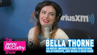 Bella Thorne on poetry, thruples, Disney Channel expectations, boyfriends, and more