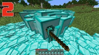 Minecraft, But Item Drops Multiply Challenge FINALE