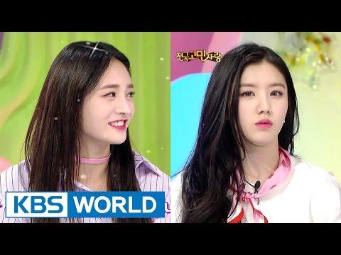 Hello Counselor - Park Doolseon, Kyulkyung, Siyeon [ENG/THA/2017.04.10]