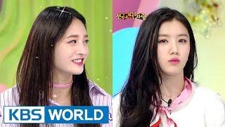 Hello Counselor - Park Doolseon, Kyulkyung, Siyeon [ENG/TAI/2017.04.10]