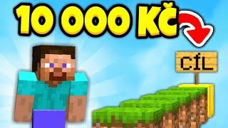 Dohrajte tuhle Minecraft MAPU a dám vám 10 000 Kč