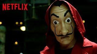 La casa de papel saison 3 :  bande-annonce VOST