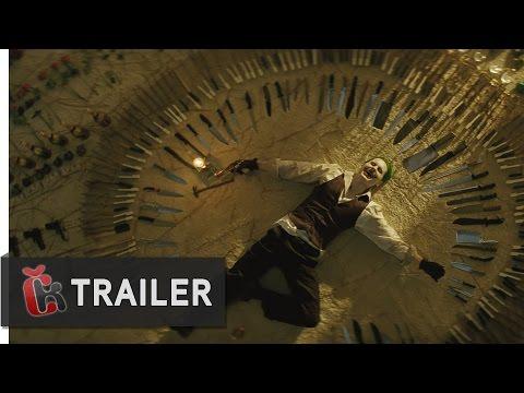 Sebevražedný oddíl (2016) - oficiální trailer