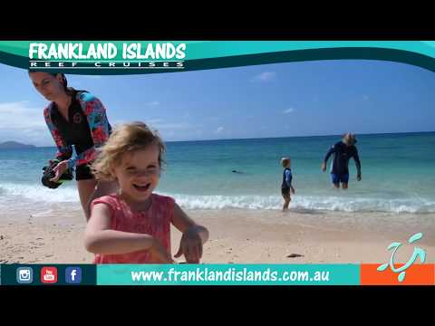 video Frankland Islands Reef Cruises