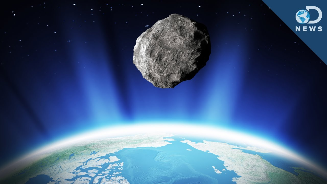 Huge Asteroid To Pass By Earth! - YouTube