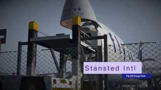 Fly UK Cargo Operations Promo