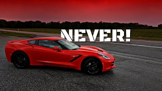 5 Things That You Should NEVER do to Your CORVETTE!
