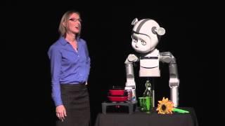The next frontier in robotics: social, collaborative robots | Andrea Thomaz | TEDxPeachtree