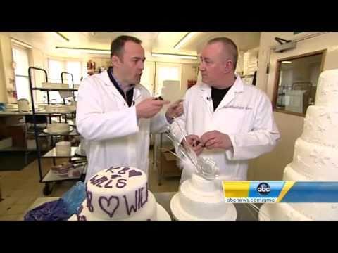 Royal Wedding Cake Prince William and Kate Middleton
