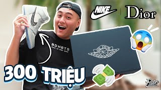 Fabo Đã Mua Đôi Giày Giá 300 Triệu!?!?! | Nike Air Jordan 1 Dior ( Đắt Nhất Mình Từng Mua)