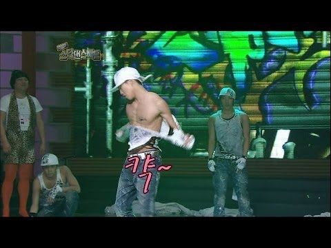 【TVPP】2PM - Powerful & Hot Performance, 투피엠 - 파워풀&핫 댄스타임@ Star Dance Battle