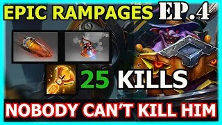 Dota 2 Pro Players Rampages Ep.#4 - 10-01-2019