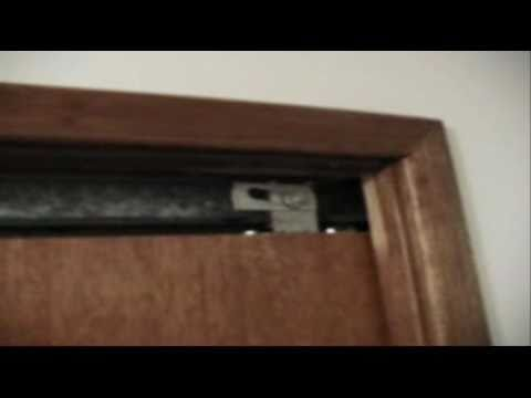 How To Fix An Internal Sliding Door That Is Not Sliding Or