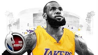 How LeBron James to Lakers captivated the 2018 NBA offseason   ESPN