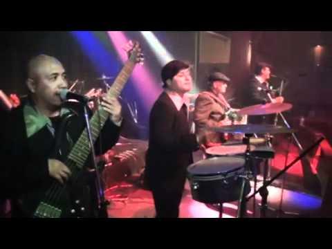 Chon Arauza ( La Cumbia del Chango) en Bandoleros Disco Kerr
