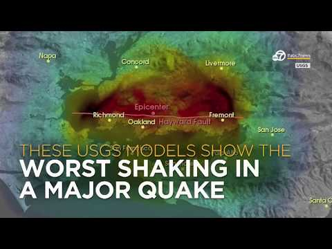 """Bay Area's most dangerous fault is a """"tectonic time bomb"""""""