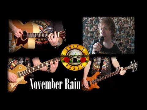 Baixar November Rain (Guns N Roses) Cover by Karl Golden and Gareth Rhodes