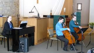 Vivaldi Concerto in G minor 2nd mvt (Performance)