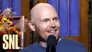Bill Burr Stand-Up Monologue - SNL