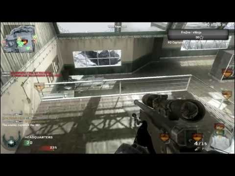 my first Call of duty Black Ops minitage