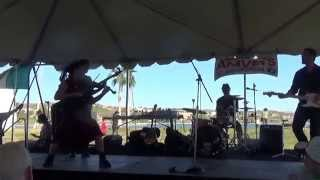 Scott Jeffers Traveler - Traveler (electric) - Celtica - 3/15/2015 - Live at the Fountain Hills St Patrick's Day Festival