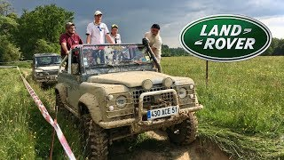 ► Salon du 4x4 - French National 2018 - Spécial Land Rover ◄