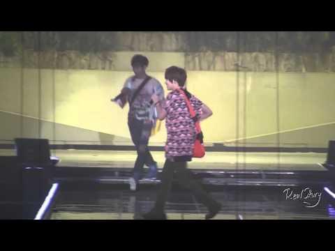 120722 SHINee World Ⅱ in Seoul 2min kiss