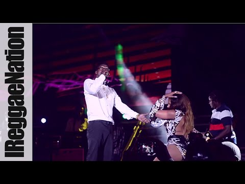 Ashanti Wines for Beenie Man   Shaggy & Friends 2016